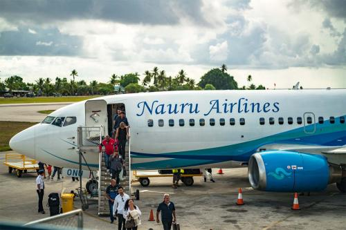 PRIF Aviation study to restart air services in the Pacific new