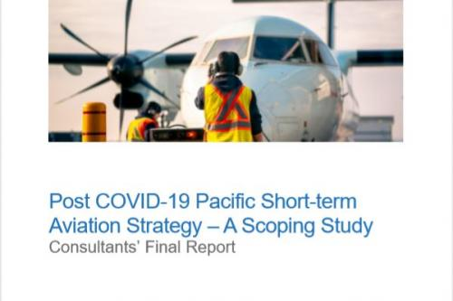 aviation study report cover